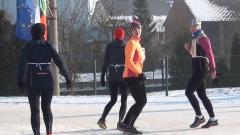 Zimní běh Kobeřicemi, 8.1.2017